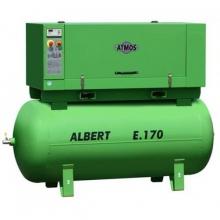 Винтовой компрессор Atmos Albert E 170 10 с ресивером