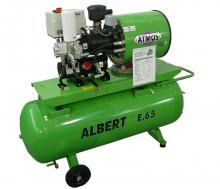 Винтовой компрессор Atmos Albert E 65-R 10 с ресивером