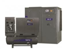 Винтовой компрессор Hertz HSC 37 13