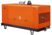 Передвижной компрессор ЗИФ ПВ-10/1,0 с блоком АРМ40